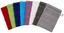 WASCHHANDSCHUH LILIANE - Dunkelgrau, KONVENTIONELL, Textil (16/21cm) - Ombra
