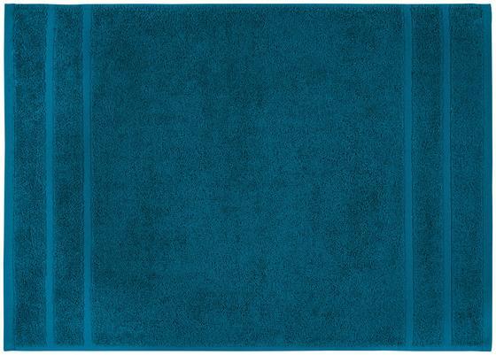 Předložka Koupelnová Melanie - petrolej, textil (50/70cm) - Mömax modern living