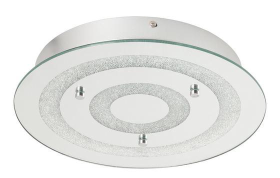 Led Mennyezeti Lámpa Dagmar - fém (36,5/8/36cm)