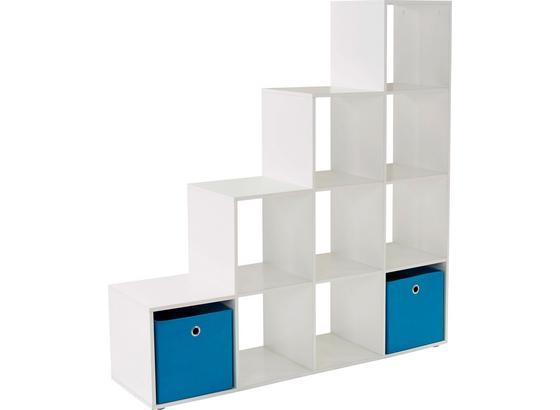 Dělicí Stěna Pisa 6 - bílá, Moderní, kompozitní dřevo (149/150/35cm)