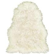 Schaffell Petra 45x60 cm - Weiß, Textil (45/60cm) - James Wood