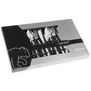 Besteckset Garnitur Gamma Nc 16tlg - Silberfarben, MODERN, Metall - BERNDORF