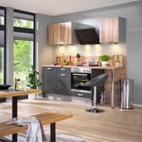Vstavaná Kuchyňa Pn 80 - Basics (220cm)