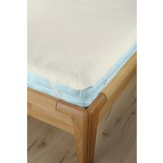 Matratzenschoner Rina 180x200 cm - Naturfarben, KONVENTIONELL, Textil (180/200cm) - PRIMATEX