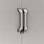 Kunststoffschrank Gear Utility 68/182/39 cm - Dunkelgrau/Hellgrau, Basics, Kunststoff (68/182/39cm) - Keter
