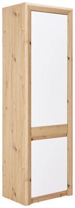 Garderobenschrank mit Kleiderauszug und Einlegeboden