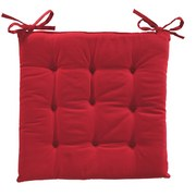 Sedací Vankúš Cenový Trhák - červená, textil (40/40/2cm) - Based