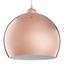 Závesná Lampa Konrad -top- - medená, Moderný, kov/plast (30/30/150cm) - Mömax modern living