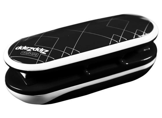 Folienschweissgerät Livington Zipp Zapp - Schwarz/Weiß, MODERN, Kunststoff (10/4/3,5cm) - Mediashop
