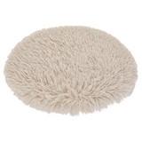 Sitzkissen Kerstin - Taupe, KONVENTIONELL, Textil (40/4cm) - Ombra