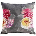 Zierkissen Summerdream - Grau, ROMANTIK / LANDHAUS, Textil (45/45cm) - James Wood