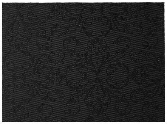 Prostírání Mary -ext- - černá, Basics, umělá hmota (33/45cm) - Mömax modern living