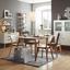 Jedálenský Stôl Durham - farby dubu/biela, drevo/kompozitné drevo (180/76/90cm) - Mömax modern living