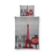 Bettwäsche Paris - Multicolor, MODERN, Textil - Luca Bessoni