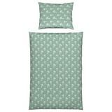 Posteľná Bielizeň Palm - zelená, Moderný, textil (140/200cm) - Mömax modern living
