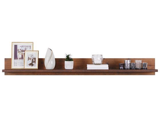 Winkelboard Ontario - Eichefarben, Trend, Holzwerkstoff (160/18/21,60cm) - Ombra