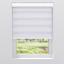Rollo Doppel Bo Weiß 120x175 - Weiß, Basics, Textil (120/175cm)