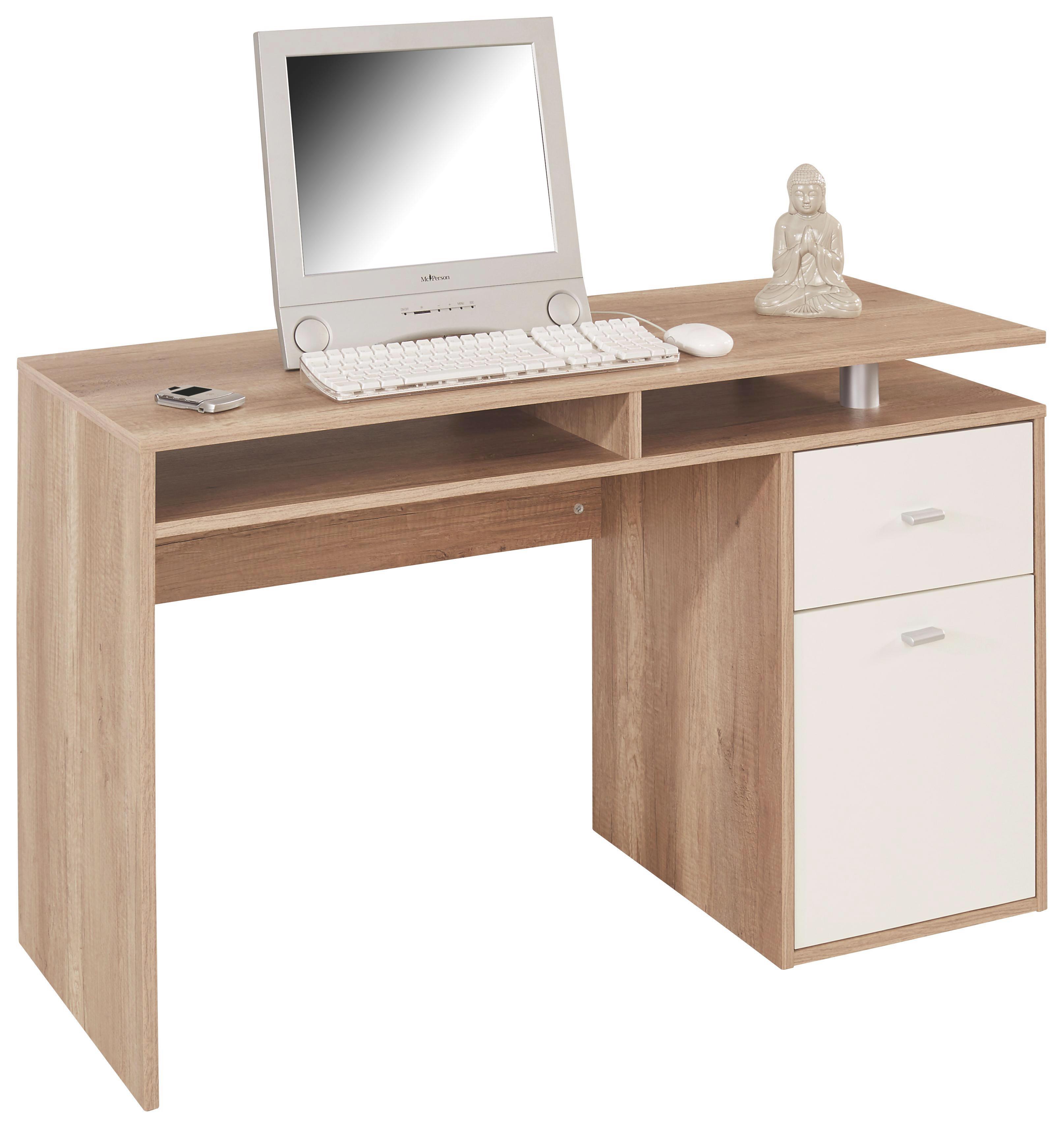 Schreibtisch holz modern  Schreibtische online kaufen | Möbelix