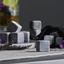Opakovaně Použit. Kostky Ledu Chilling Stones - tmavě šedá, Moderní, kámen (15,5/10,5/3cm) - Premium Living