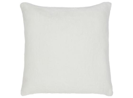 Fellkissen Oliva - Weiß, ROMANTIK / LANDHAUS, Textil (45/45cm) - James Wood