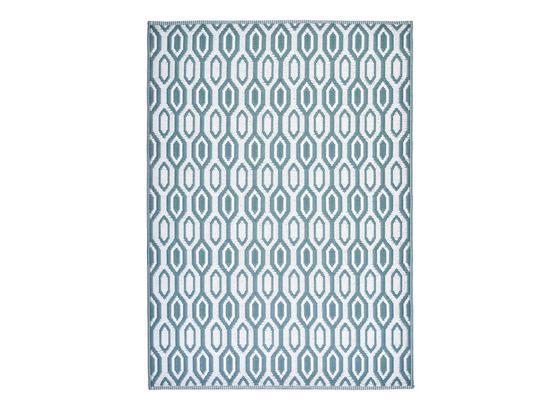 Vonkajšie Koberce Florida - petrolejová, Basics, textil (120/170cm) - Mömax modern living