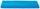 Gästetuch Liliane - Blau, KONVENTIONELL, Textil (30/50cm) - Ombra