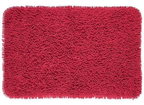 Rohožka Do Kúpeľne Jenny - červená, textil (60/90cm) - Mömax modern living