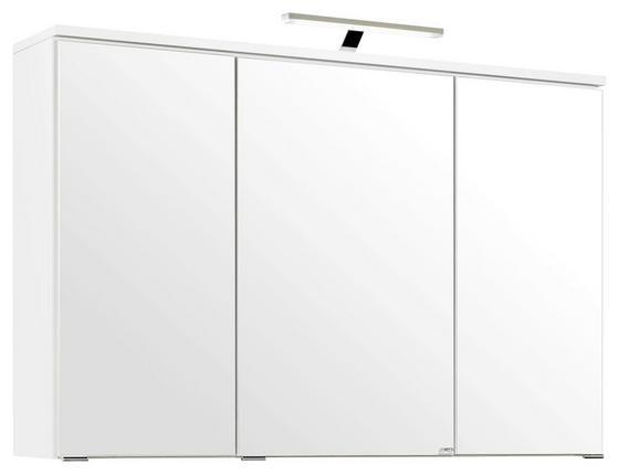 Spiegelschrank Mailand 100 Cm Weiss Online Kaufen Mobelix