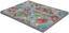 Játszó Szőnyeg Ralley - konvencionális, Textil (120/160cm)