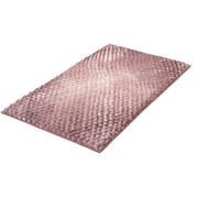 Bidet-Vorleger Cory, 60x60cm - Altrosa, Basics, Textil (60/60/2,4cm) - Kleine Wolke
