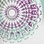 Renforcé-bettwäsche Lempico In Rosa und Mintgrün - Rosa/Mintgrün, ROMANTIK / LANDHAUS, Textil - James Wood