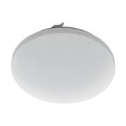 Badezimmer-Deckenleuchte Frania - Weiß, MODERN, Kunststoff/Metall (33/7cm)