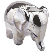 Dekoelefant Cadmus - Grau, Basics, Keramik (11/18cm) - Luca Bessoni