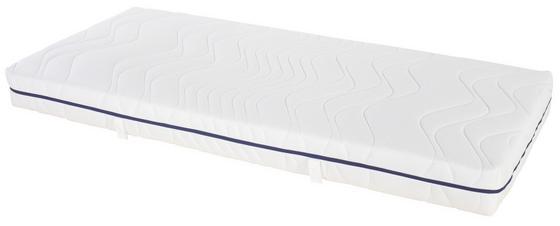 Matrac Ergo - Fehér, Textil (140/200cm)
