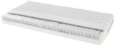 Taštičkový Matrac Primavera 90x200cm - biela, textil (90/200cm) - Primatex
