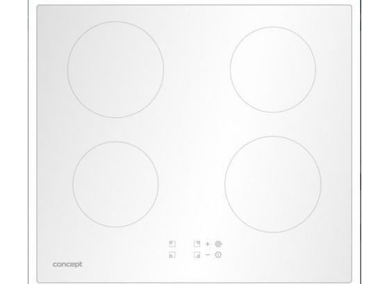 Indukčná Varná Doska Idv2560wh - (56/5,2/49cm) - Concept