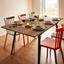 Rozkládací Stůl Vivian - barvy dubu, Moderní, kov/dřevo (140-180/90/76cm) - Mömax modern living