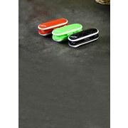 Folienschweissgerät Livington Zipp Zapp - Weiß/Hellgrün, MODERN, Kunststoff (10/4/3,5cm) - Mediashop