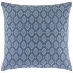 Zierkissen Leticia - Blau, ROMANTIK / LANDHAUS, Textil (45/45cm) - James Wood