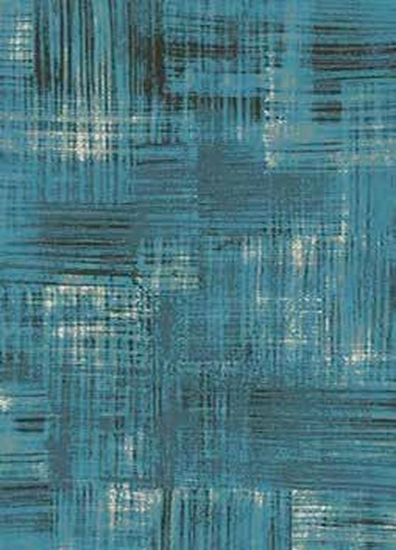 Shaggy Szőnyeg Justus - kék, konvencionális, textil (160/230cm)