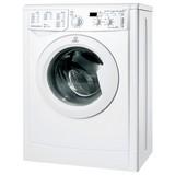 Indesit Waschmaschine Iwud 41252 C Eco Eu - Weiß, LIFESTYLE (59,5/85/32,3cm) - Indesit