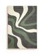 Webteppich Tanja - Hellgrau/Weiß, Textil (160/230cm) - Ombra