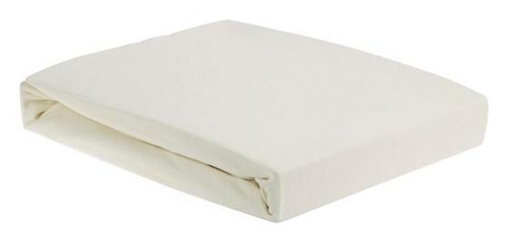 Napínacie Prestieradlo Elasthan Ca. 150x200cm - prírodné farby, textil (150/200cm) - Premium Living