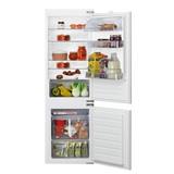 Kühl-Gefrier-Kombination Pci 6500 A+ Less Frost - Weiß, Basics, Metall (54/177/54,5cm) - Privileg