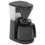 Filterkaffeemaschine Melitta, 209743 - Schwarz, KONVENTIONELL, Glas/Kunststoff (19/29/36cm) - MELITTA