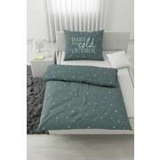 Posteľná Bielizeň Baby Blau 140x200cm - modrá, Romantický / Vidiecky, textil (140/200cm) - Mömax modern living