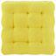 Sedák Pepsi - žlutá, textil (40/40cm) - Mömax modern living