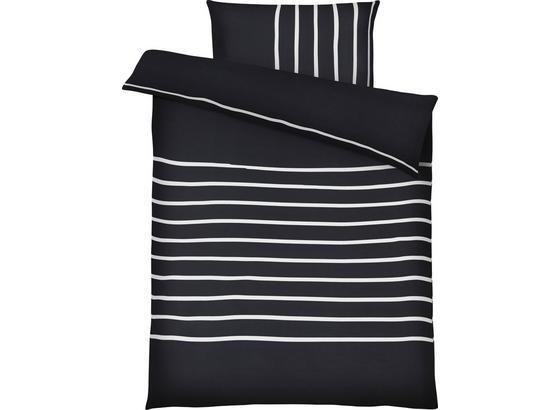 Posteľná Bielizeň Tamara -ext- - čierna, Moderný, textil (140/200cm) - Mömax modern living