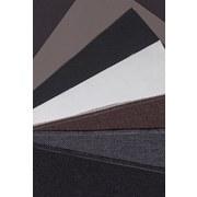 Wohnlandschaft In L-Form Antara ca. 277x173 cm - Chromfarben/Anthrazit, Design, Textil (173/277cm) - Cantus