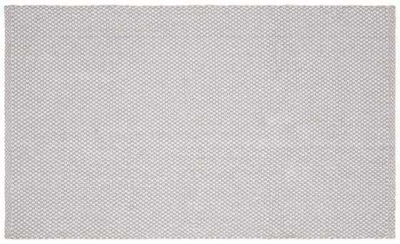 Handwebteppich Marta 70x120 cm - Grau, Textil (70/120cm) - James Wood